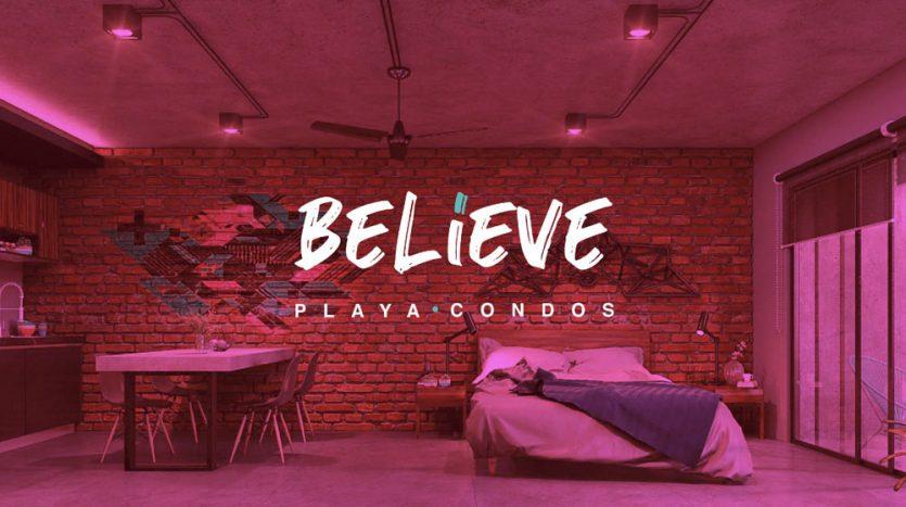 believe condos playa del carmen 7