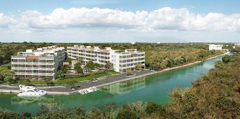 blue house marina residences puerto aventuras 2 bed condo 12
