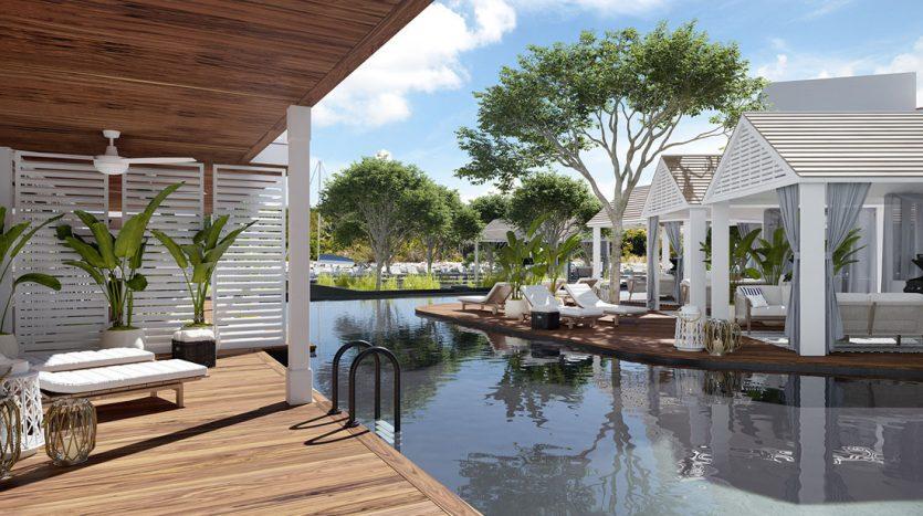 blue house marina residences puerto aventuras 2 bed condo 4