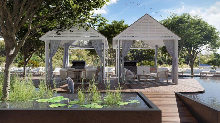 blue house marina residences puerto aventuras 2 bed condo 5