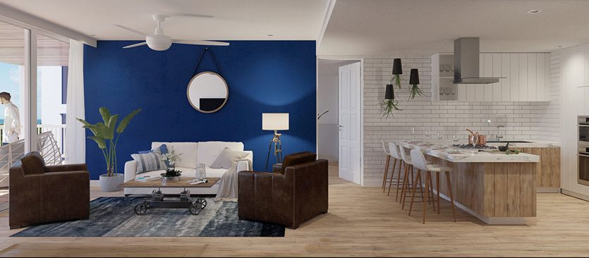 blue house marina residences puerto aventuras 2 bed ph 19