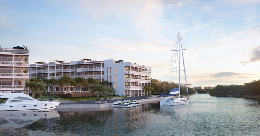 blue house marina residences puerto aventuras 3 bed ph 13