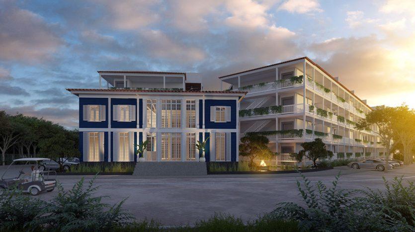 blue house marina residences puerto aventuras 3 bed ph 15