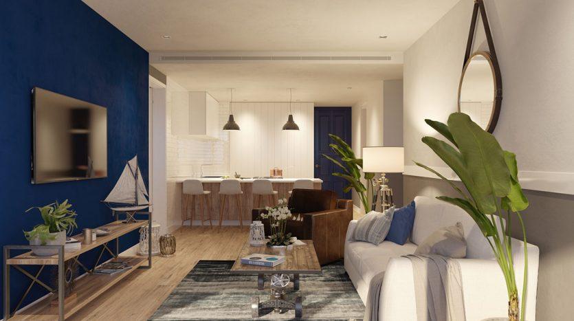 blue house marina residences puerto aventuras 3 bed ph 16