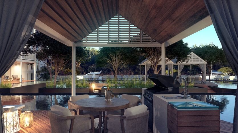blue house marina residences puerto aventuras 3 bed ph 6