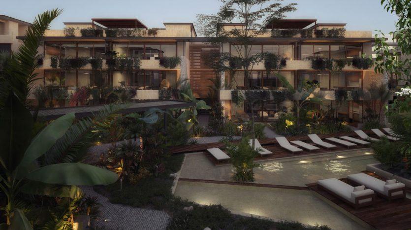 copal tulum 3 bedroom penthouse 11