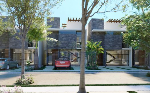 downtown bahia akumal 3 bedroom townhouse 11