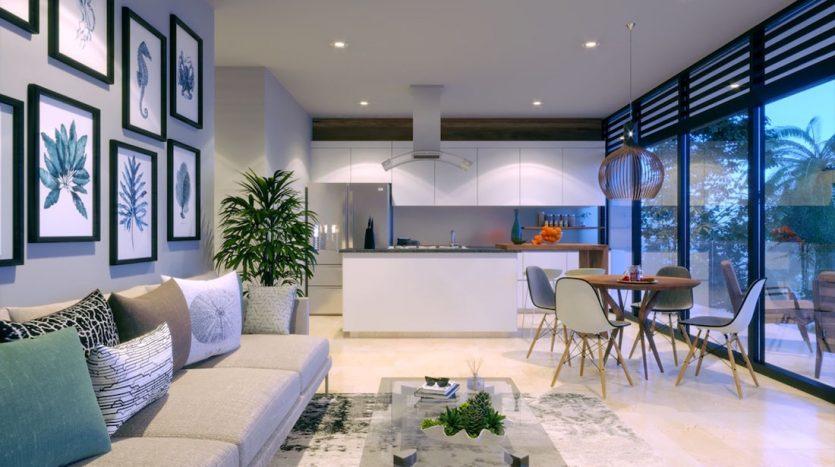 kaanha bahia akumal 3 bedroom penthouse 3
