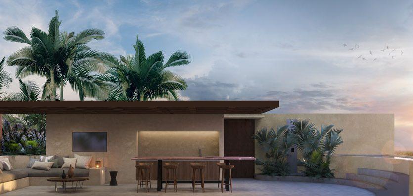 kasa residences tzalam tulum 2 bedroom penthouse 12