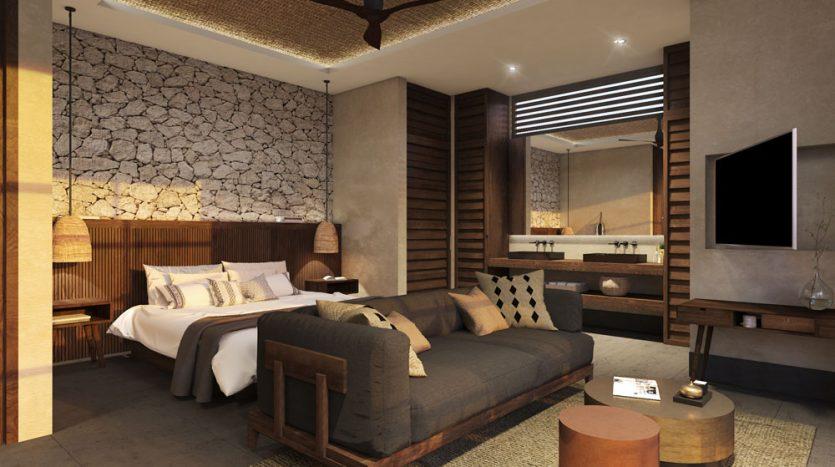 kasa residences tzalam tulum 2 bedroom penthouse 15