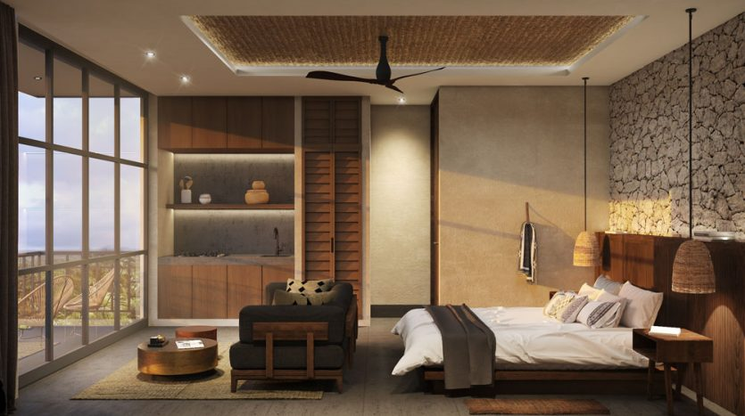 kasa residences tzalam tulum 2 bedroom penthouse 16