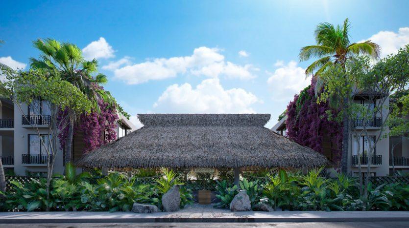 kasa residences tzalam tulum garden studio condo 1