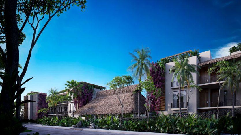 kasa residences tzalam tulum garden studio condo 3 1