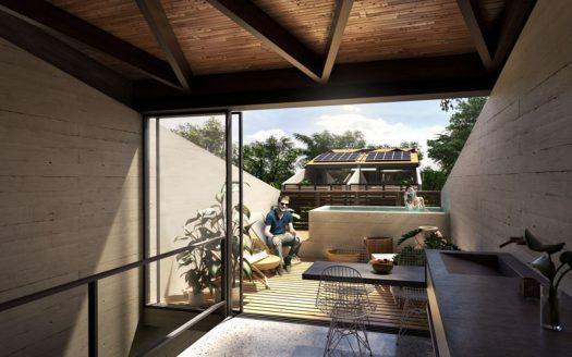 madara tulum 3 bedroom penthouse 6