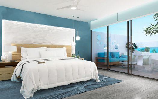 mare playa del carmen 2 bedroom condo 3