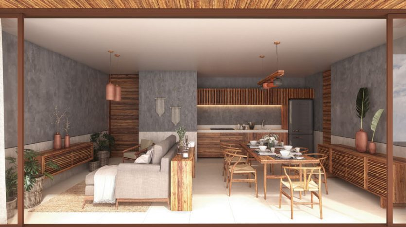 nuuch tulum 3 bedroom town house 10