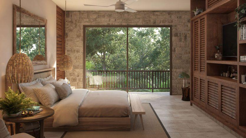 puerta azul tulum 2 bedroom penthouse 6