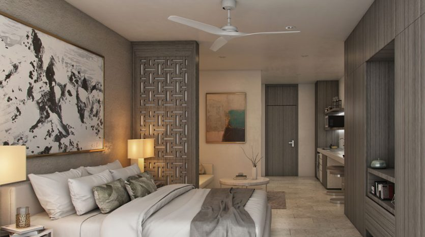 pura playa del carmen 2 bedroom penthouse 2