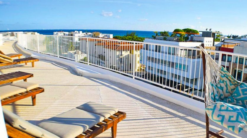 siaan playa del carmen 3 bedroom condo 4