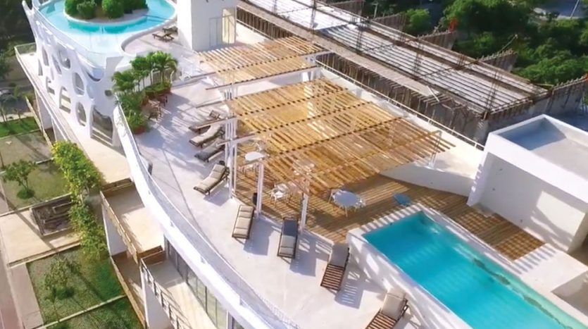 siaan playa del carmen 3 bedroom condo 6
