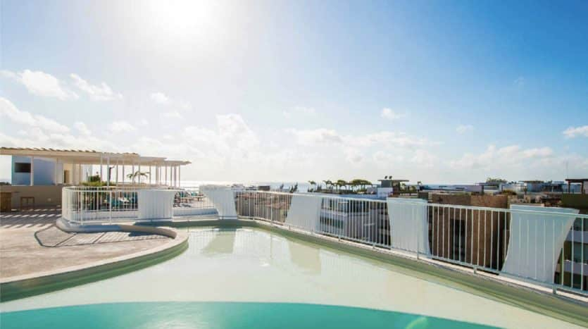 siaan playa del carmen 3 bedroom condo 7