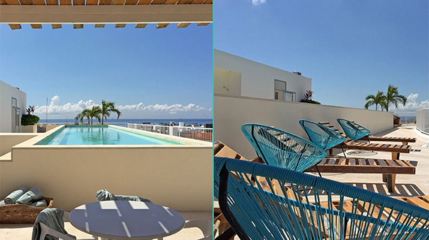 siaan playa del carmen 3 bedroom condo 8