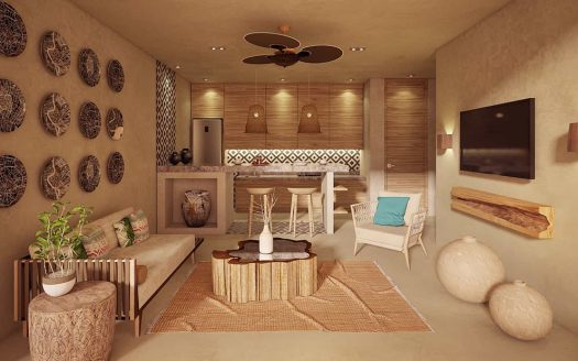 solemn tulum 1 bedroom condo 12