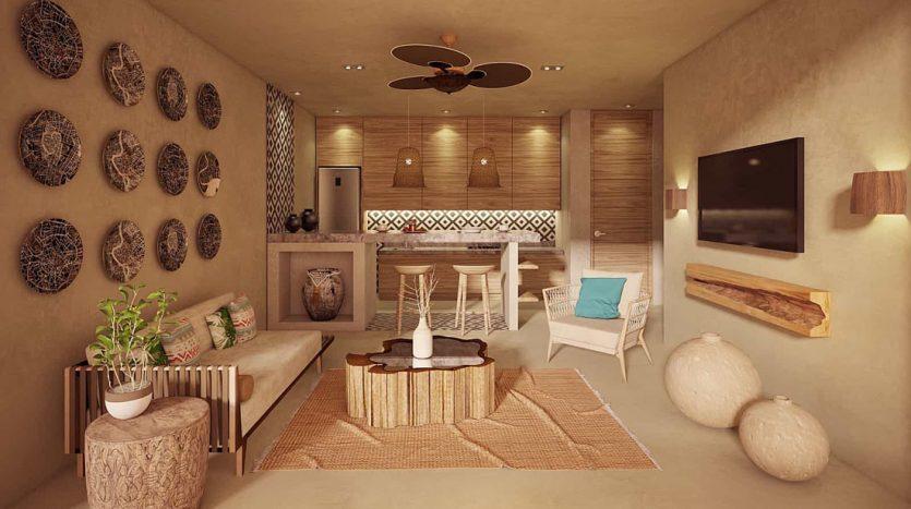 solemn tulum 2 bedroom penthouse 12