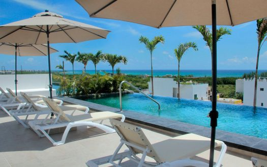 soul 2 playa del carmen 1 bedroom condo 12