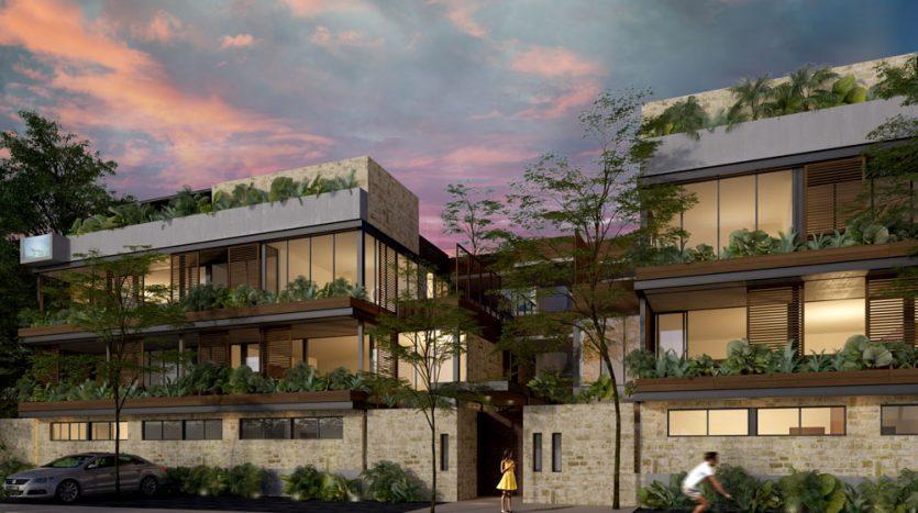 sundara tulum 3 bedroom penthouse 1