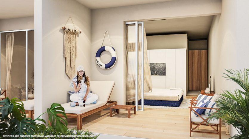 tao nautico puerto aventuras 2 bedroom condo 3