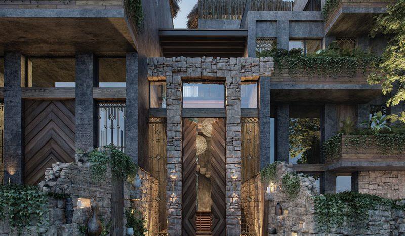 templia templo luna tulum 2 bedroom penthouse 2