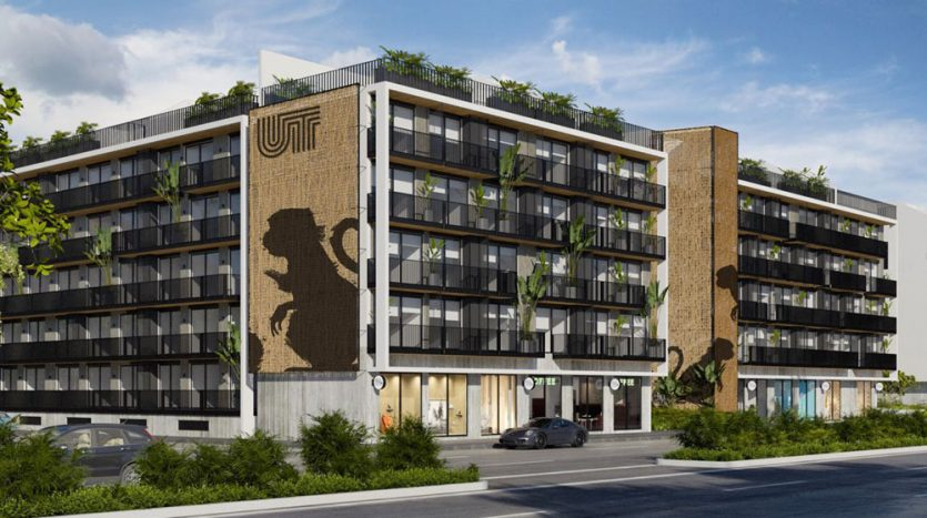 urban towers playa del carmen 1 bedroom condo 5