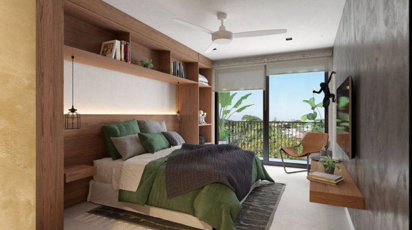 urban towers playa del carmen 1 bedroom condo 6