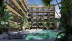Urban Towers Playa del Carmen 1 Bedroom Penthouse