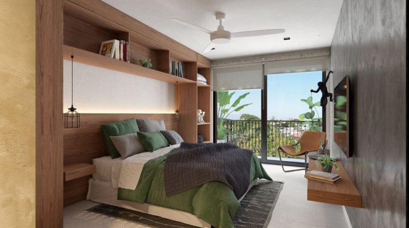 urban towers playa del carmen 1 bedroom penthouse 6