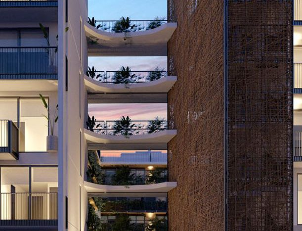 urban towers playa del carmen studio penthouse 12