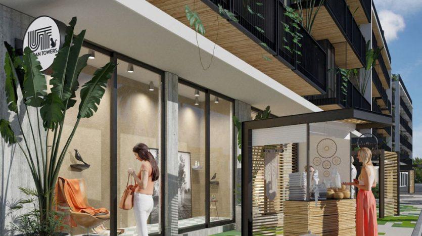 urban towers playa del carmen studio penthouse 2