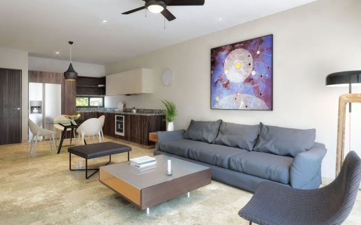 veranto playa del carmen 2 bedroom condo 16