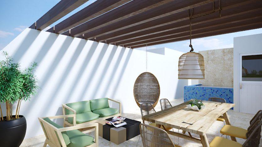 953 studio playa del carmen 1 bedroom condo 7