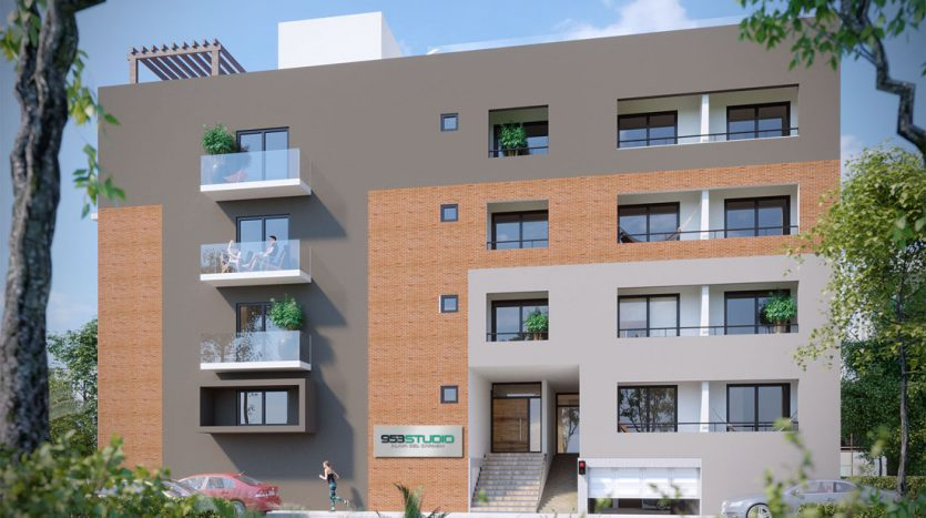 953 studio playa del carmen 1 bedroom penthouse 2