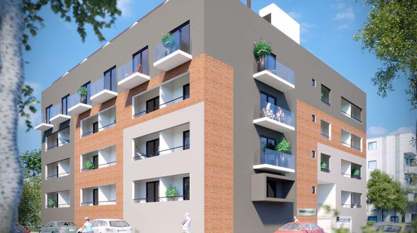 953 studio playa del carmen 1 bedroom penthouse 3