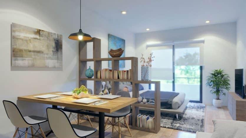 953 studio playa del carmen 1 bedroom penthouse 8