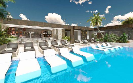A Perfect Place Playa del Carmen studio Penthouse4