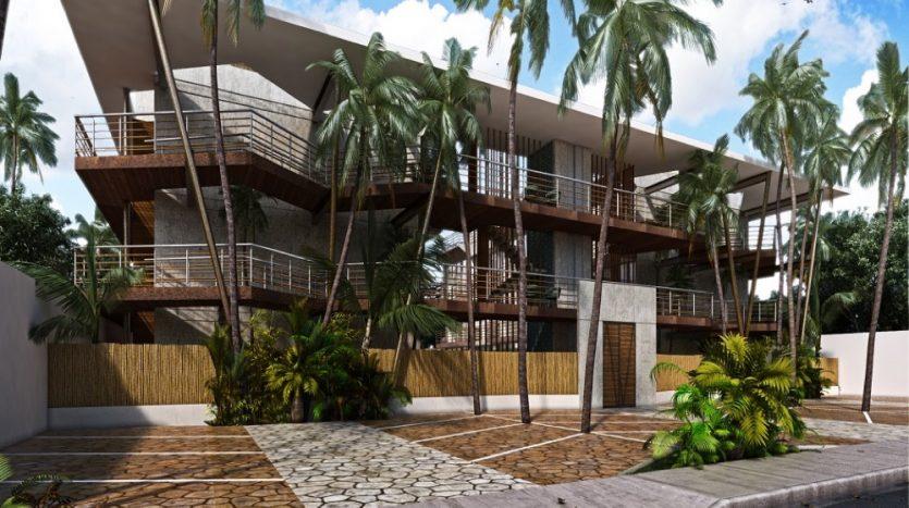 Amena tulum 1 bedroom penthouse0