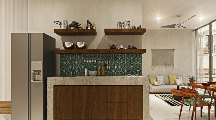 Amena tulum 1 bedroom penthouse14