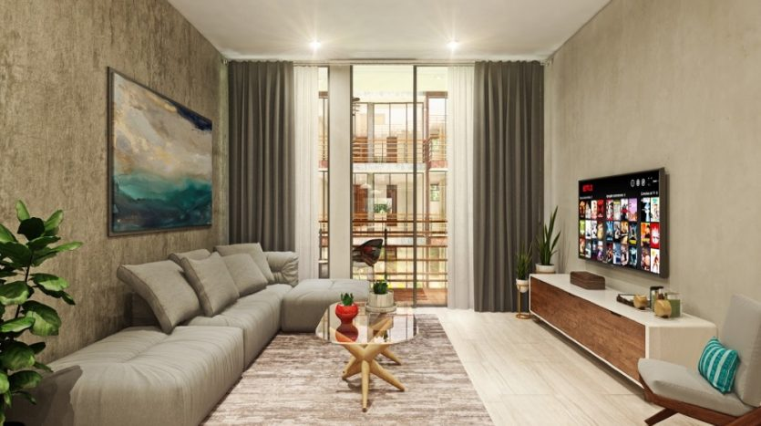 Amena tulum 1 bedroom penthouse4
