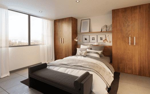 Black tower playa del carmen 2 bedroom 2 storey condo3