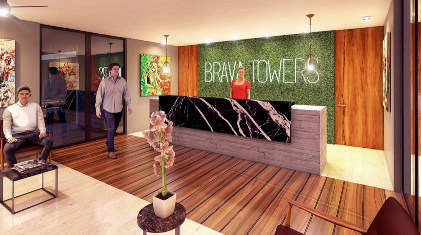 Brava towers 2 bedroom penthouse plus19
