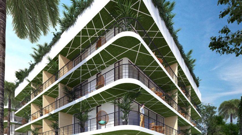 Brava towers tulum 1 bedroom condo4